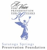 Saratoga preservation foundation